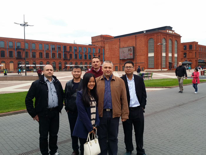 ChinaCNCzone Poland Visiting