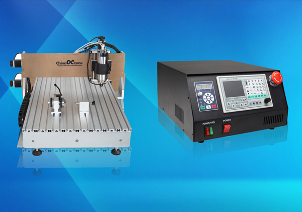 6090 CNC Router 4 Axis