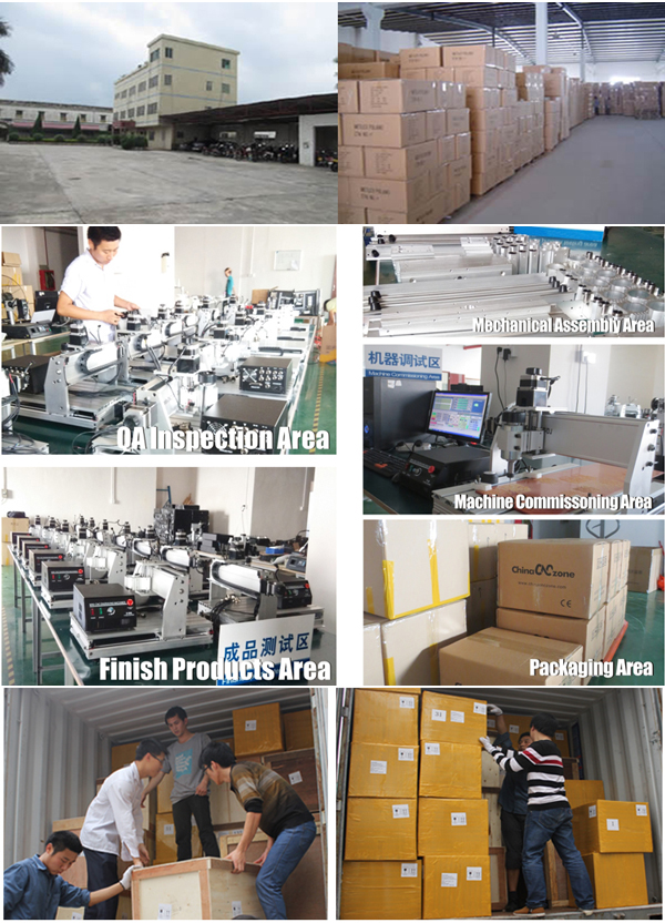 China CNC Router Factory
