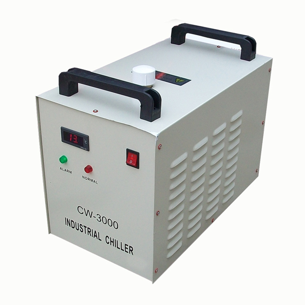 Chiller CO2 Laser Engraving Cutting Machine
