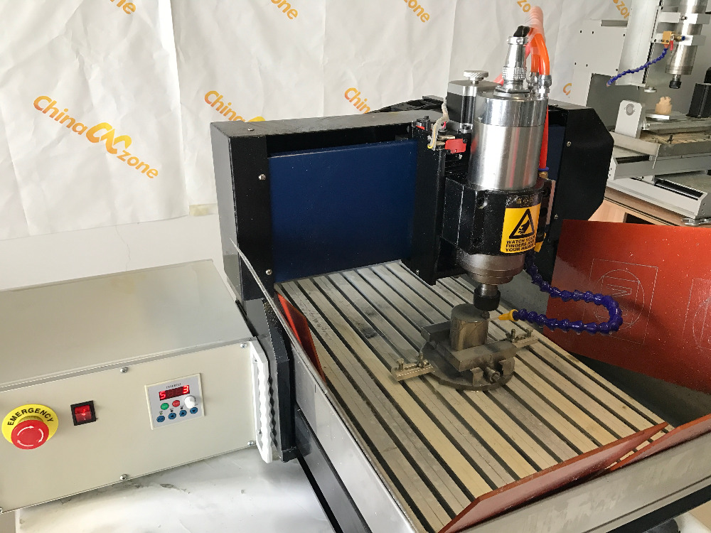 Metal CNC router
