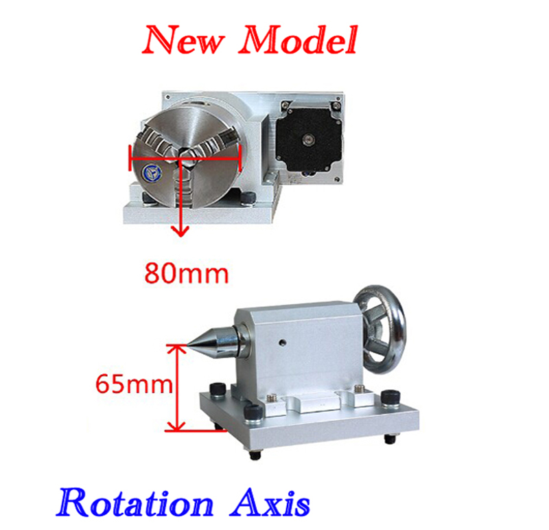 CNC 6040 4 AXIS new