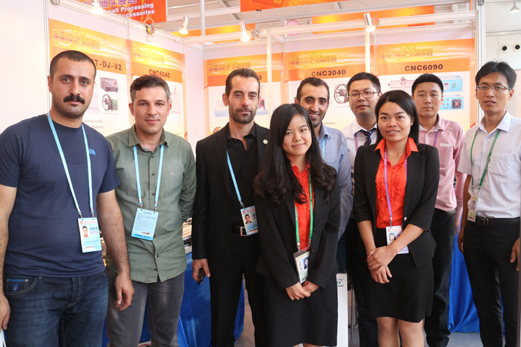 ChinaCNCzone Canton Fair