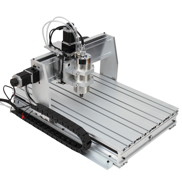 Used Cnc Router >> China CNC 6040Z 3 Axis Mini CNC Milling Machine for Sale with USB Controller