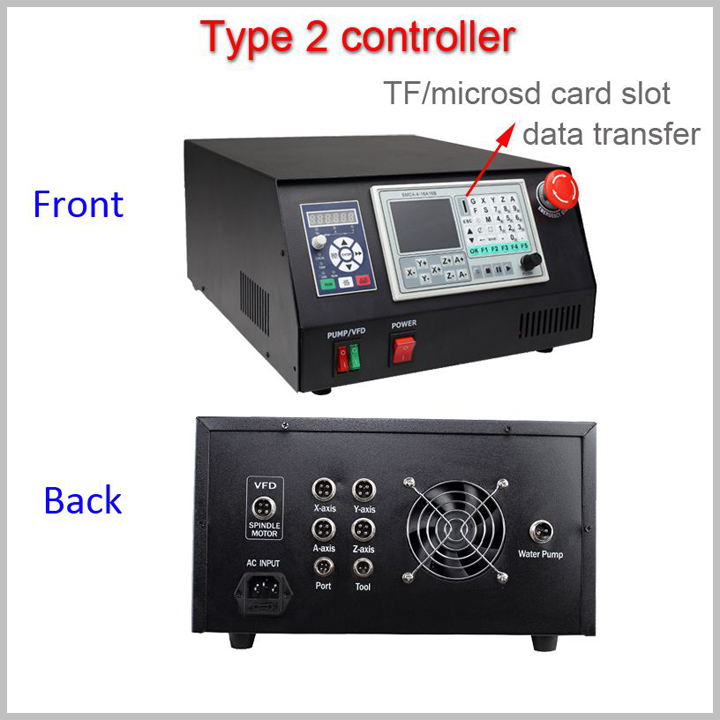 DSP CNC controller