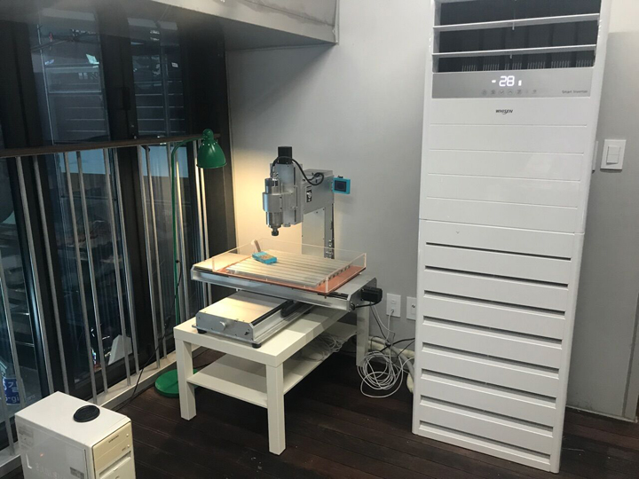 cnc machine shop South Korea