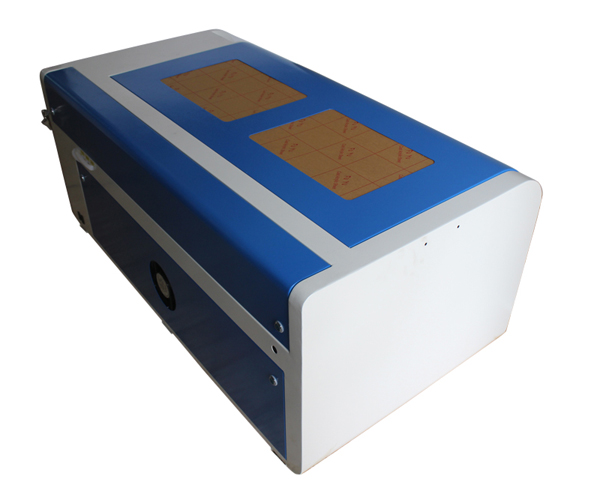 XB 1040 laser cutting and engraving machine