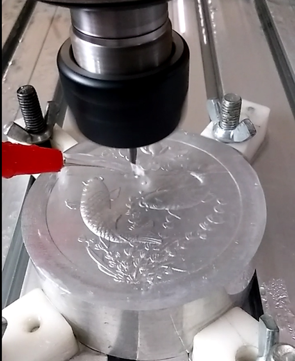 CNC 6090 Router for Aluminum