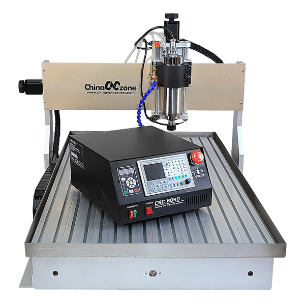 CNC 6090 with cooling system