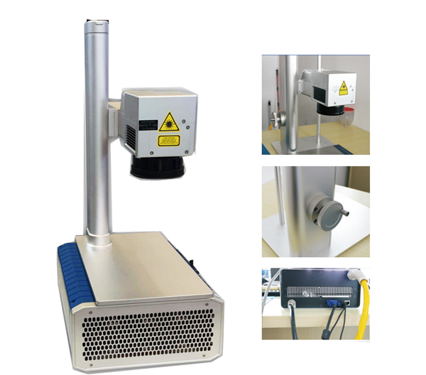20W Portable Mini fiber laser marking machine
