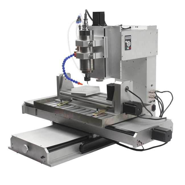 Small 5 Axis CNC Router