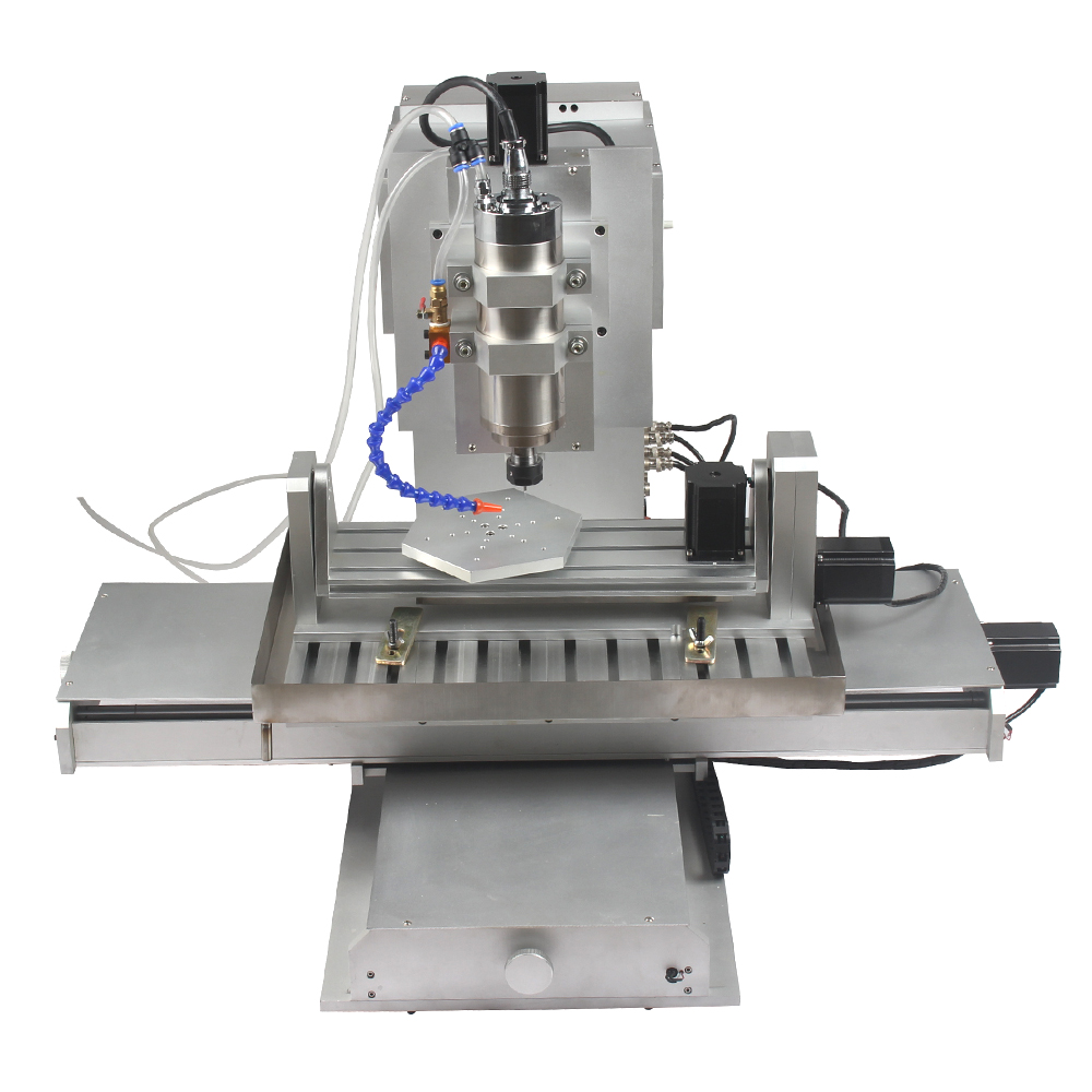 Mini 5 axis CNC router