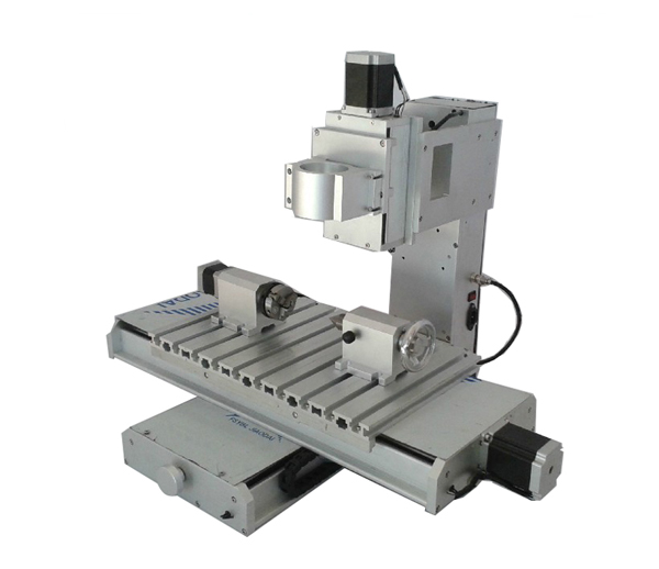 HY-3040 4 Axis CNC Router