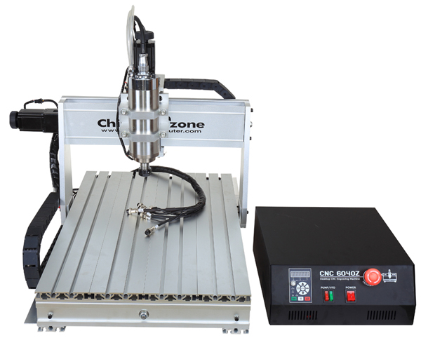 China Cnc 6040z 3 Axis Mini Cnc Milling Machine For Sale
