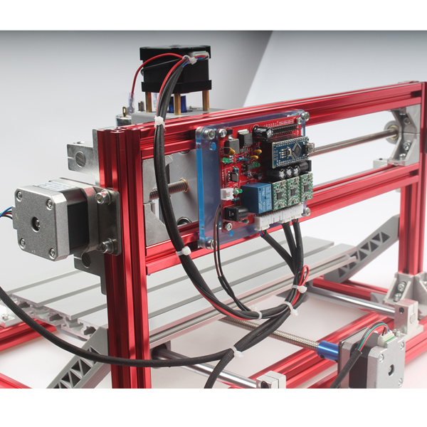 Diy CNC router machine