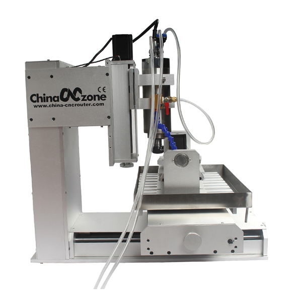 Mini 5 axis CNC machine