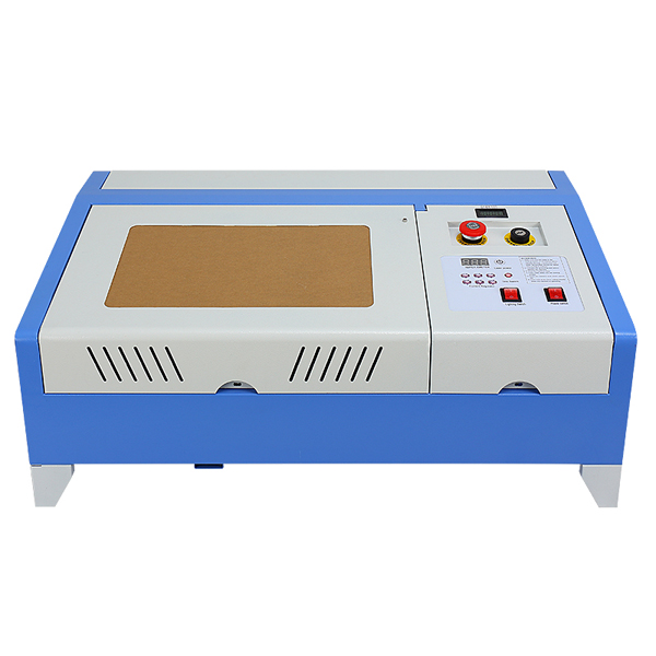 40w co2 laser engraving cutting machine