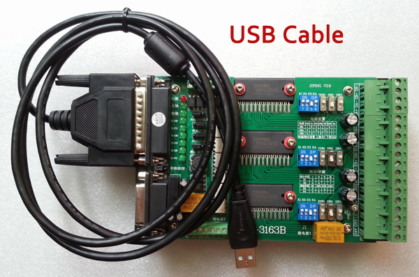 usb cable for CNC 3040