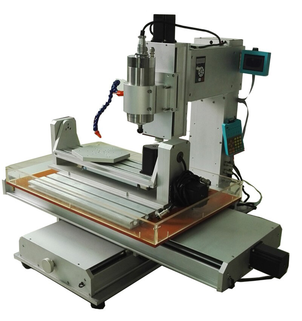Hobby 5 Axis CNC