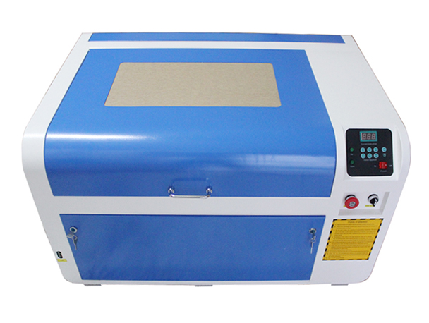 XB 4060 mini laser engraving machine