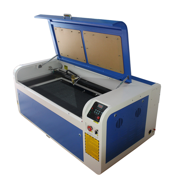 chinese xb 1060 80w 100w desktop diy co2 mini laser engraver machine for sale chinacnczone. Black Bedroom Furniture Sets. Home Design Ideas