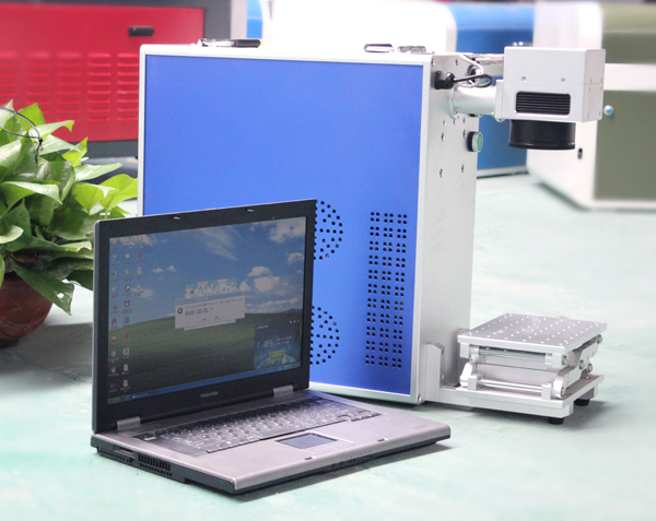 mini laser fiber laser marking machine