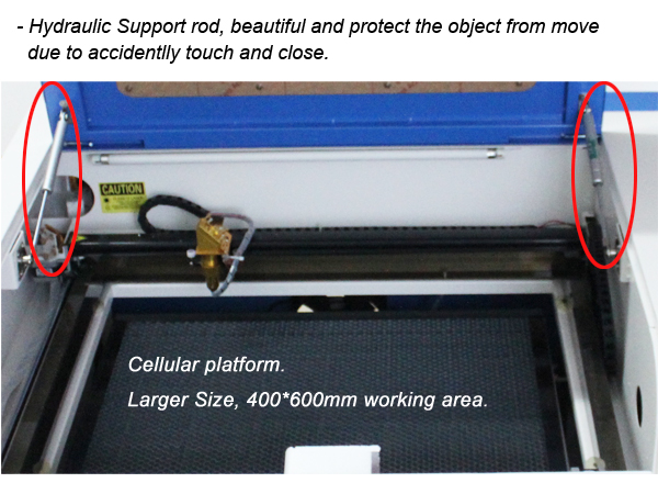 XB 4060 desktop laser engraving machine (2)