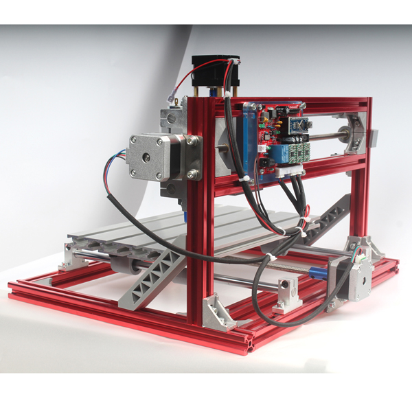 diy CNC machine
