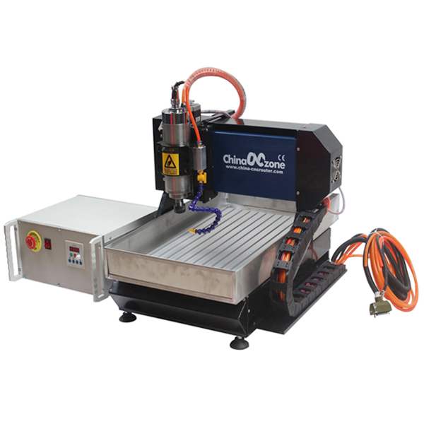 small CNC metal engraving machine
