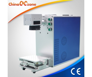 Affordable S004 10W/20W Portable Fiber Laser Marking Machine for Metal and Non-metal Engraving from ChinaCNCzone