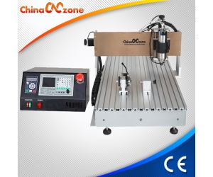 ChinaCNCzone CNC 6040 4 Axis Desktop CNC Router with DSP Controller (1500W or 2200W Spindle)