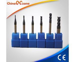 ChinaCNCzone CNC Router Bits 3.175 mm y 6 mm para Mini CNC Routers