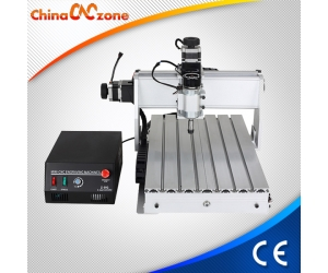 CNC3040 Small CNC Router 3 Axis for Sale with 230W DC Spindle