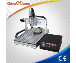 China CNC 6040Z 3 Axis Mini CNC Milling Machine for Sale with USB Controller