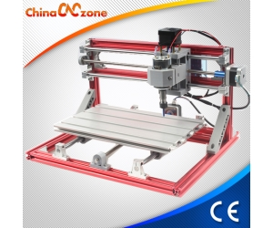 China Hobby Mini DIY CNC Router Machine GRBL Control with Laser Engraving Function