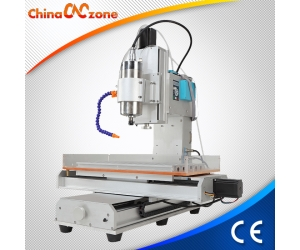ChinaCNCzone HY-3040 Jewelry Engraving Machine for Sale with 2200W Spindle and Water Cooling System