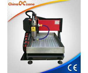 ChinaCNCzone High precision 3 Axis 4 Axis CNC 3040 Steel Structure CNC Engraving Machine with 1500W 2200W Water Cool Spindle