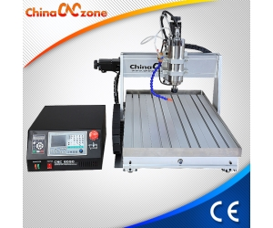 DSP Mach3 USB CNC Router 6040 3 Axis with Sink Cool System and 1500W, 2200W Spindle Z Axis 105mm from ChinaCNCzone