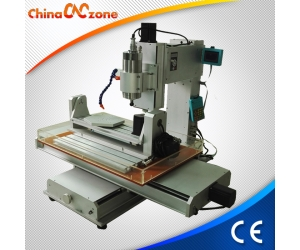HY-6040 DIY 5 Axis CNC Router for Sale