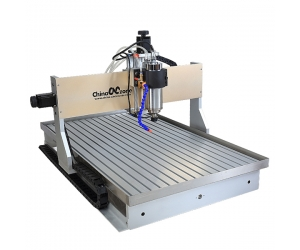Latest Desktop 6090 Mini CNC Router Hobby CNC Machine Price Competivie with Water Cooling System