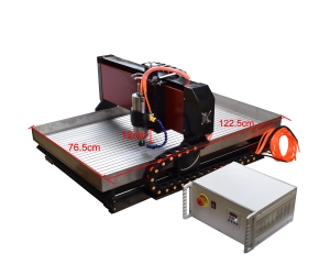 Newest steel 6090 stone per metallo metal engraving cnc router machine