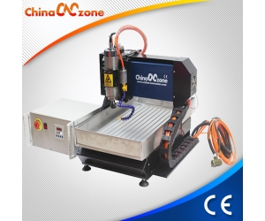Small Destop Metal CNC Machine 3040 for Stainless Steel Metal Copper Aluminum Milling and Engraving