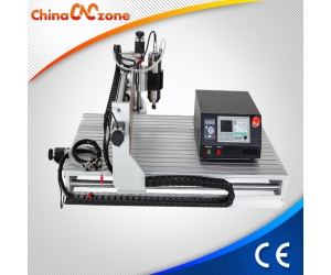 Tabletop 3 Axis CNC Router 6090 for Wood,Aluminum,Acrylic from ChinaCNCzone