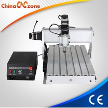 China CNC3040 Small CNC Router 3 Axis for Sale with 230W DC Spindle factory
