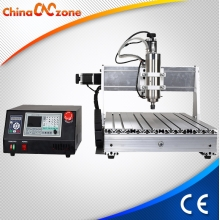 China China CNC6040 3 Axis Mini CNC Machine te koop met DSP Controller (1500W of 2200W As) fabriek