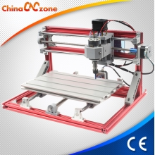 China China Hobby Mini DIY CNC Router Machine GRBL Control with Laser Engraving Function factory