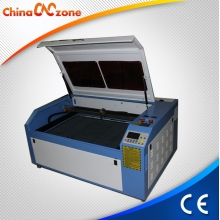 China ChinaCNCzone DSP Controller SL-6090 100W DIY CO2 Laser Cutter Engraver Machine factory