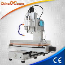 China ChinaCNCzone HY-3040 Jewelry Engraving Machine for Sale with 2200W Spindle and Water Cooling System factory