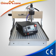 China ChinaCNCzone nieuwe DSP CNC 6090 3 as 4 as Mini CNC Router met 1500W/2200W spindel en Water koel systeem Z as 150mm fabriek