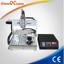 China ChinaCNCzone Krachtige 4 Axis CNC 6040 Router Kleine CNC Machine met USB-controller (1500W of 2200W) fabriek